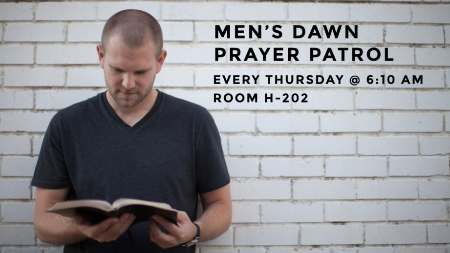 Mens Prayer