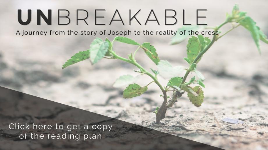 Unbreakable Reading Plan Lent 2017