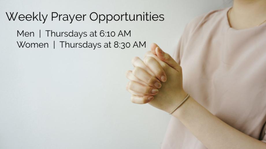 Weekly Prayer.001